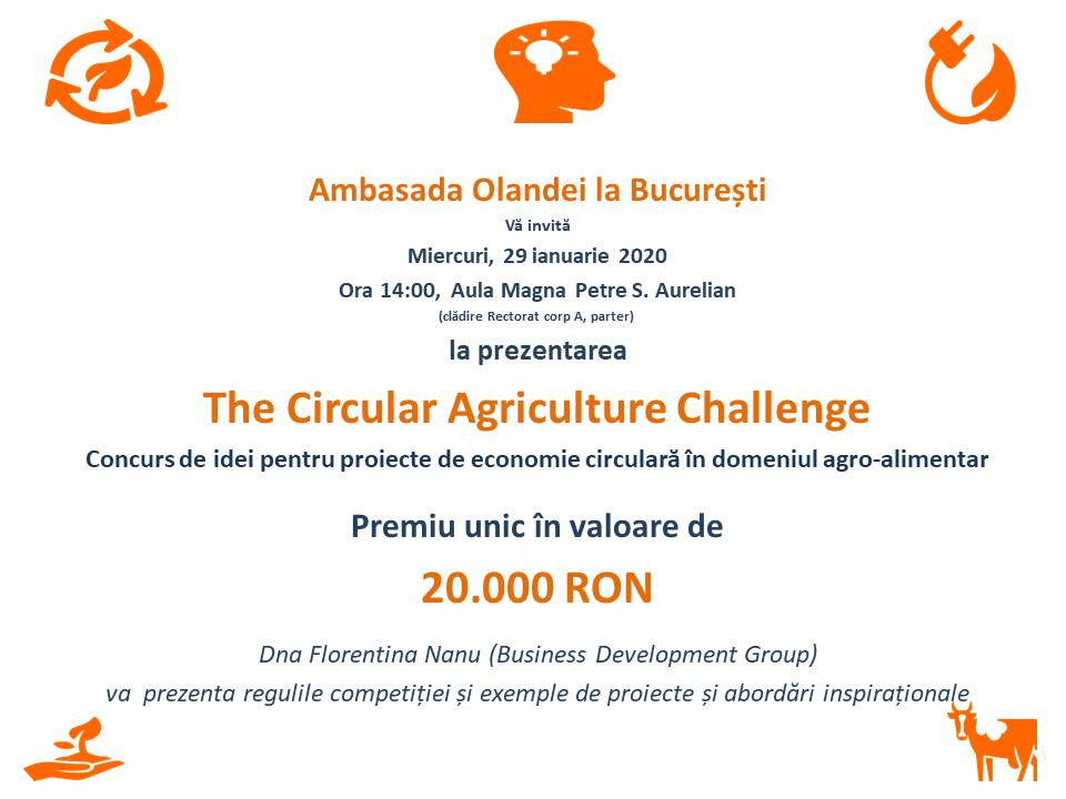 The Circular Agriculture Challenge